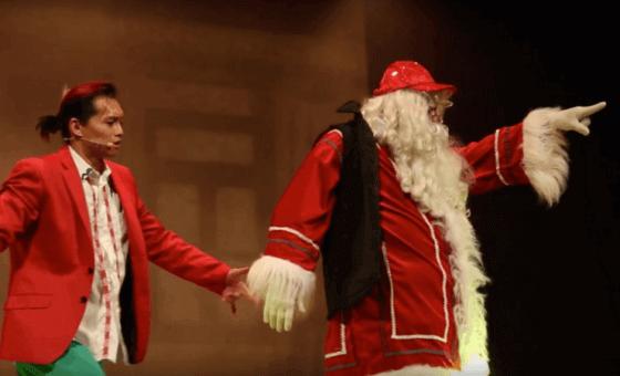 Babbo Natale 3.0, Oltheatre